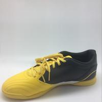 Sepatu futsal legas original league Encanto Kuning-abu abu new 2017