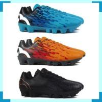 Sepatu Bola OrtusEight Ortus Eight Blizzard FG - Pale Cyan , Tangerine