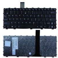 Keyboard Laptop Notebook Asus Eee PC 1015 1015B 1015P X101 X101H Hitam
