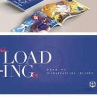 Azurlane / Azur Lane Artbook - Loading Illustration Archive