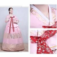 Kostum Baju Korea Adat Daerah Tradisional Show Hanbuk Hanbok ORI Dress