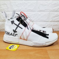 Sepatu Adidas NMD CS2 X Off White - Premium Quality