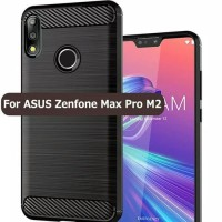 armor carbon case asus zenfone max pro m2 ZB631KL