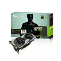 GALAX nVidia Geforce GTX 1060 OC (OVERCLOCK) 3GB DDR5 - Dual Fan