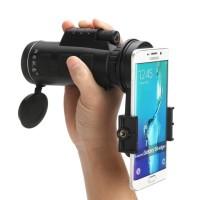 Lensa Telezoom Teleskop Tele Zoom Teropong Kamera Hp Smartphone 10x40