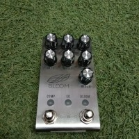 Jackson Audio Bloom: Compressor/EQ/Boost effect Pedal