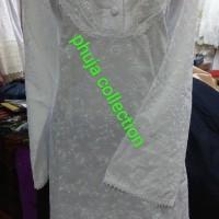 Baju atasan tunik katun paris II baju haji dan umroh wanita