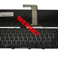 Keyboard Dell Vostro 3350 3450 3460 3550 3555 3560 V131 Series Hitam