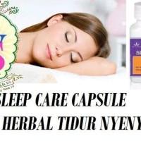 promo sleep care capsule green world original