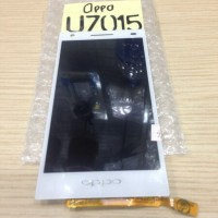 LCD OPPO U7015   TOUCHSREEN PUTIH ORI * U705 FIND WAY / U LIKE 2