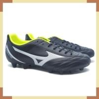Sepatu Bola Mizuno Monarcida Neo Select FG (Black/Silver)