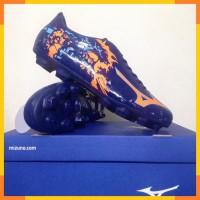 Sepatu Bola Mizuno Ryuou MD Blue Depths P1GA189054 Original BNIB