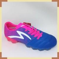 Kicosport Sepatu bola specs equinox fg tulip blue pink original new