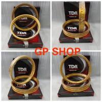 Velg TDR ukuran 185/215 ring 17 1set 2pc