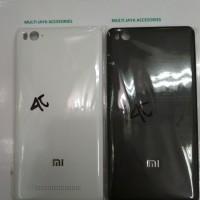 Backdoor Hp Xiaomi Mi 4C Mi 4i 5 Backcover Tutup Belakang HP Hitam