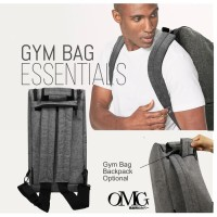 gym bag waterproof men large size basketball tas olahraga backpack