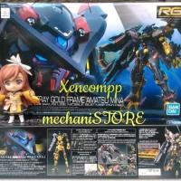 RG Gundam Astray Gold Frame Amatsu Mina BANDAI