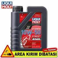 Oli Liqui Moly 10W 50 4T Synth Street Race
