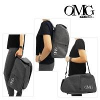 Tas olahraga OMG medium backpack gym renang fitness travel waterproof