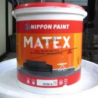 NIPPON PAINT MATEX WALL FILLER PUTTY 1KG / CAT DEMPUL PLAMIR TEMBOK