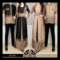 Model Baru Batik Couple Modern Baju Pasangan Keluarga Sarimbit Pesta