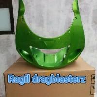 batok barong fairing atas ninja RR old lama hijau candy atau h Limited