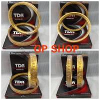 Velg TDR ukuran 160 dan 185 ring 17 1set 2pc