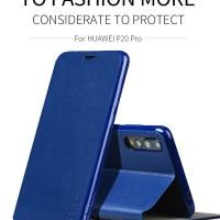 Case Huawei P20 Pro X-LEVEL FIB COLOR Flip cover Leather Case Kulit