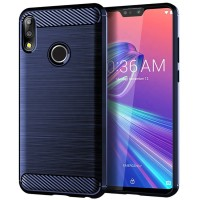 Case Asus Zenfone Max Pro (M2) Softcase Asus Max Pro M2 Brushed Armor