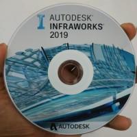 Autodesk InfraWorks 2019 plus Tutorial Dasar sampai Mahir
