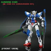 FPM RG 1/144 Gundam exia repair 3 III R3 R conversion kit + decal