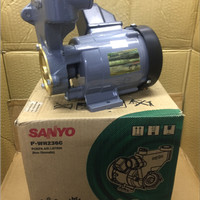 Mesin Pompa Air Pendorong Sanyo PWH 236 C Manual PWH236C