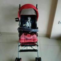 Stroller pk 106 pliko winner buggy dorongan bayi murah bisa dilipat