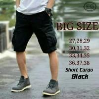 Celana pendek cargo pria/celana kempol pria original ukuran 27-38