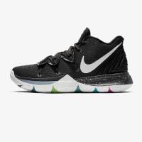 Sepatu Basket Nike Kyrie Irving 5 Black White