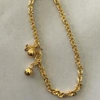 Rantai gelang tangan emas asli kadar 700 22 70 persen 2 g gr gram baru