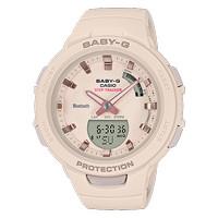 Jam Tangan CASIO BABY-G BLUETOOTH BSA-B100-4A1 BSA B100 ORIGINAL RESMI