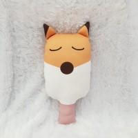 Kado Boneka Mainan Anak & Dewasa Model Ice Cream - Fox