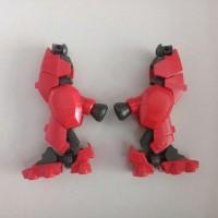 parts HG Astaroth Origin Gundam Legs Bandai