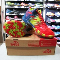 Sepatu Olahraga Voli Volly Volley Specs Quicker Mid Emperor Red Medium