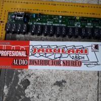 kit audio distributor rakitan sound system audio elektronik