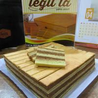 Kue Lapis legit Surabaya murah enak Ori Coklat keju pandan