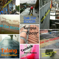 WR7 nanotechnology/Water Repellent/Water Proof/Anti Bocor, Rembes