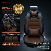 sarung jok mobil toyota innova v luxury 2013 14 15 Mbtech high quality