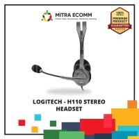 Logitech H110 / H 110 Stereo Headset