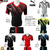Baju Olahraga Jersey Bola Setelan Futsal / Volly Badminton Puma 02