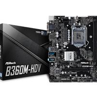 ASRock B360M-HDV
