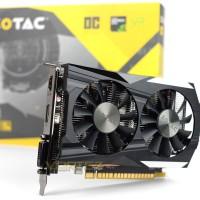 Zotac GeForce GTX 1050 Ti 4GB DDR5 OC Series - Dual Fan
