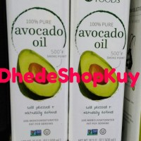chosen food avocado oil 500ml