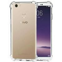 vivo V7 plus V7+ anti crack shock case casing kesing silikon bening